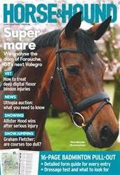 Horse & Hound issue 5th May 2016