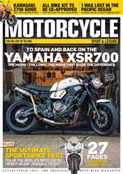 Motorcycle Sport & Leisure issue August 2016