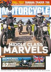 Motorcycle Sport & Leisure issue September 2016