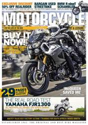 Motorcycle Sport & Leisure issue October 2016