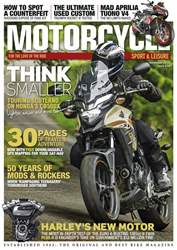 Motorcycle Sport & Leisure issue November 2016