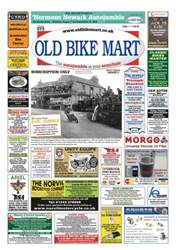 Old Bike Mart issue July 2016