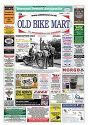 Old Bike Mart issue August 2016