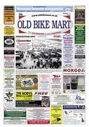 Old Bike Mart issue October 2016