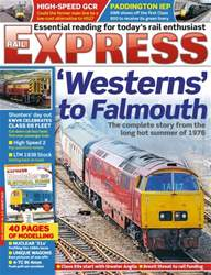 Rail Express issue August 2016