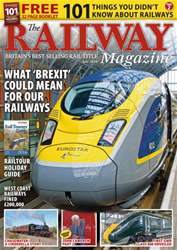 Railway Magazine issue July 2016