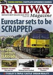 Railway Magazine issue October 2016