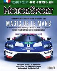 Motor Sport Magazine issue June 2016
