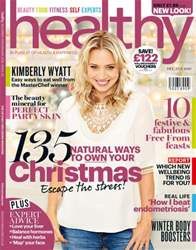 Healthy Magazine issue December January 2016
