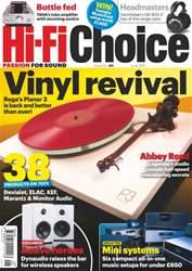 Hi-Fi Choice issue June 2016