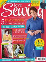 Love Sewing issue 27