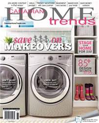 Canadian Home Trends issue Spring 2016