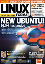 Linux Format issue June 2016