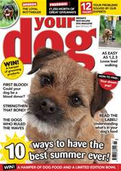 Your Dog issue Your Dog Magazine June 2016