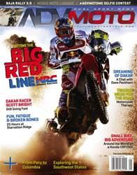 Adventure Motorcycle issue ADVMoto May/Jun 2016