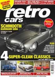 Retro Cars issue No. 97 4 Super-Clean Classics
