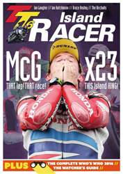 Motorcycle Sport & Leisure issue Island Racer 2016