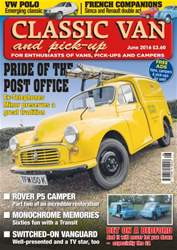 Classic Van & Pick-up issue Vol. 16 No. 8 Pride Of The Post Office
