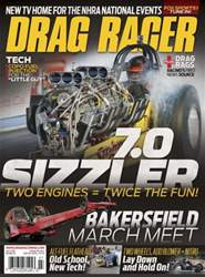 Drag Racer issue July 2016