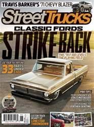 Street Trucks issue June 2016