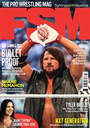 Fighting Spirit Magazine issue Issue 132