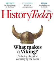 History Today issue June 2016