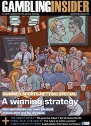 Gambling Insider issue Issue 35