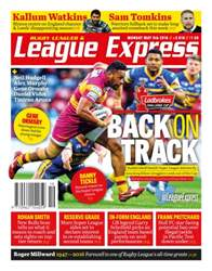 League Express issue 3018