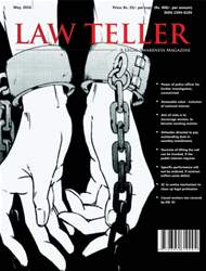 Lawteller – A Legal Awareness Magazine issue May 2016