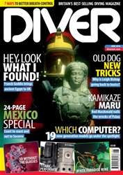 DIVER issue JUNE 2016