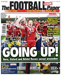 The Football League Paper issue 8th May 2016