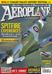 Aeroplane issue June 2016