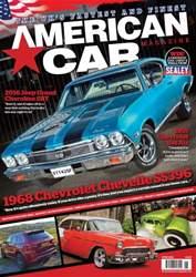American Car Magazine issue June 2016