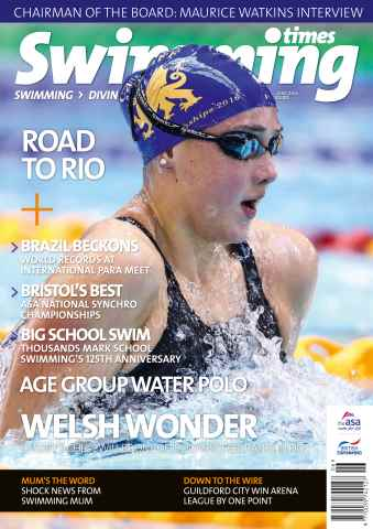 Swimming Times Preview 1