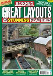 Hornby Magazine issue  Hornby Magazine Great Layouts