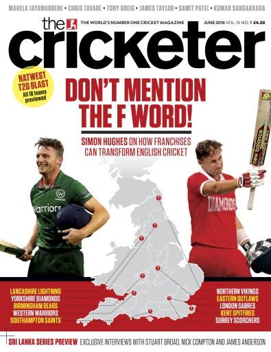 The Cricketer Magazine