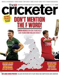 The Cricketer Magazine issue June 2016