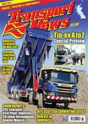 Transport News issue JUNE 2016