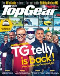 Top Gear issue June 2016