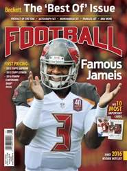 Beckett Football issue June 2016