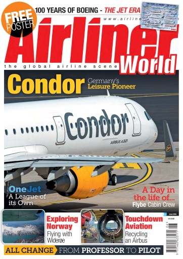 Airliner World issue June 2016