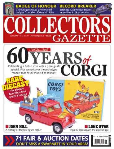 Collectors Gazette Preview 1
