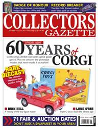 Collectors Gazette issue June 2016