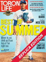 Toronto Life issue JUNE 2016