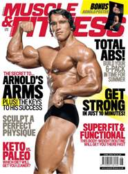 Muscle & Fitness Magazine issue Jun-16