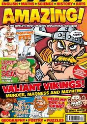 Amazing! Magazine issue Issue 20 - Valiant Vikings