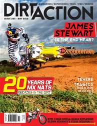 Dirt Action issue Issue#203 May 2016