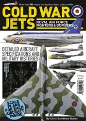 Mortons Books issue Cold War Jets