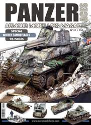 Panzer Aces issue Panzer Aces 51