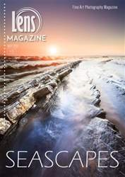 Lens Magazine issue Seascapes #20